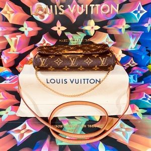 Authentic Louis Vuitton Favorite PM